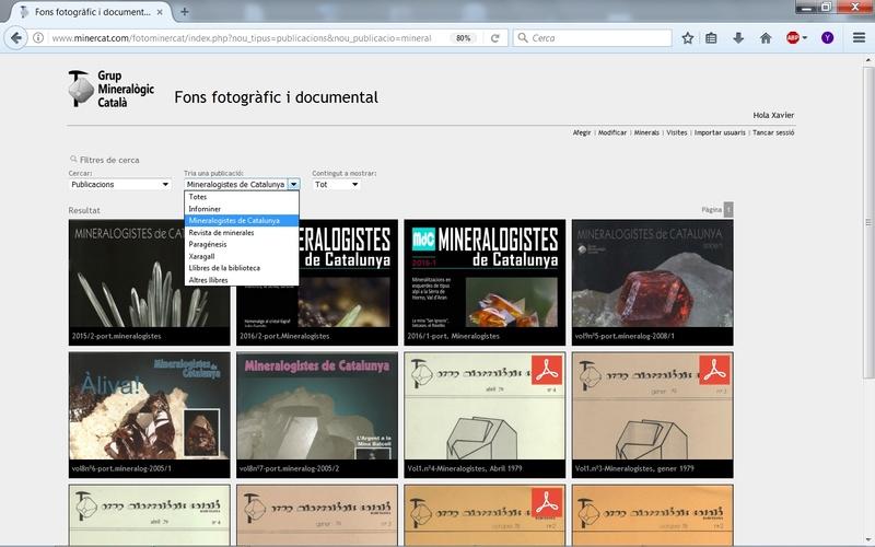 Fons Fotogràfic i Documental del Grup Mineralògic Català Fondo110