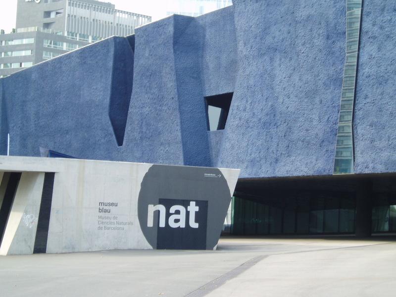 Museu de Ciències Naturals de Barcelona (Museu Blau): visita de la mà de la conservadora P1010110