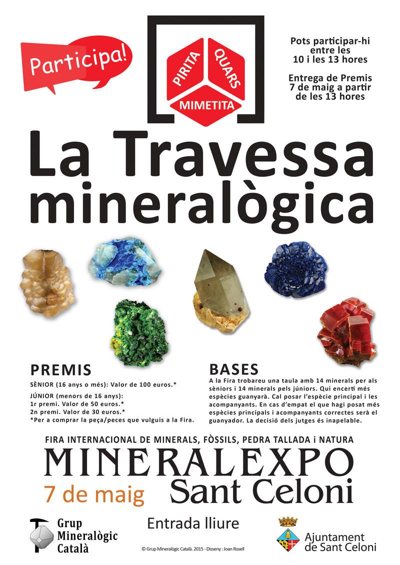 Pre-MineralExpo Sant Celoni Poster10