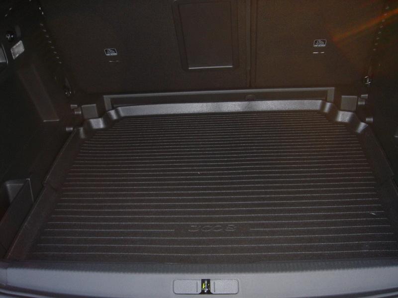 Bandeja de maletero Encast10