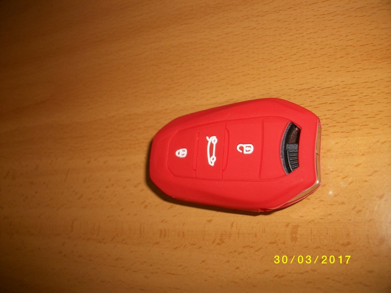 Protector silicona llave coche Imgp8010
