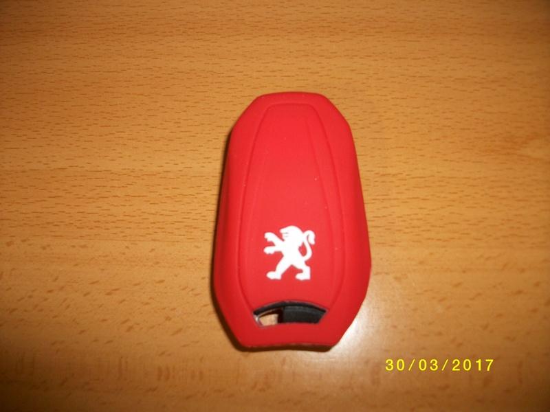 Protector silicona llave coche Imgp8012