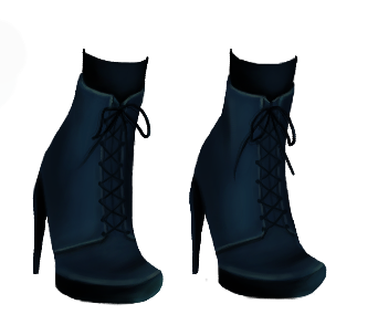 Dark Blue Boots + Video Tutorial lol Boots310