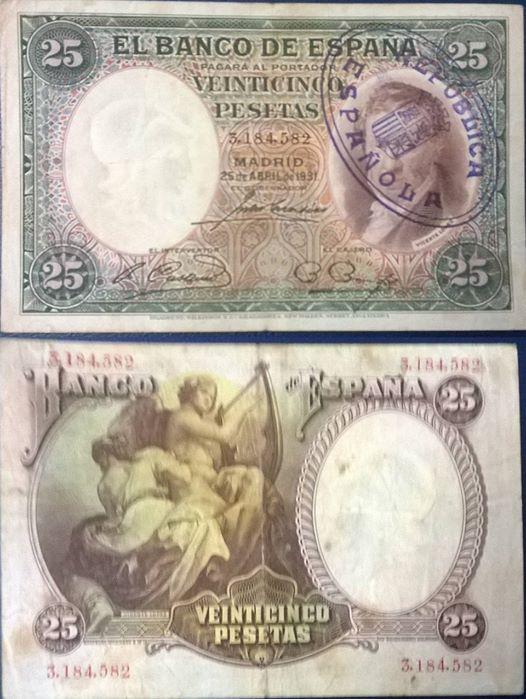 sello de la republica sobre billetes Selllo12