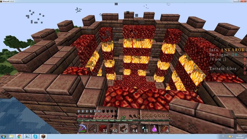 Château de flammes  110