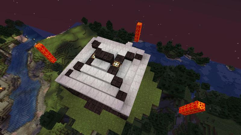 Château de flammes  311