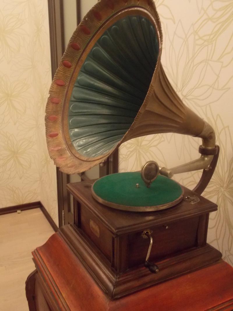 Самодельный граммофон Dscn3610