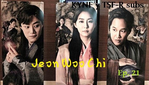 Jeon U Chi ----> Ep 21 2110