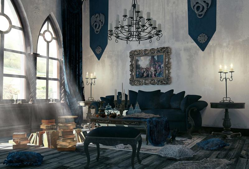 Дом со шпилем Gothic10