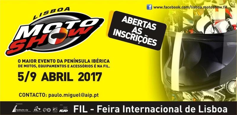 Lisboa Moto show - 5 a 9 de Abril 2017 Motosh11