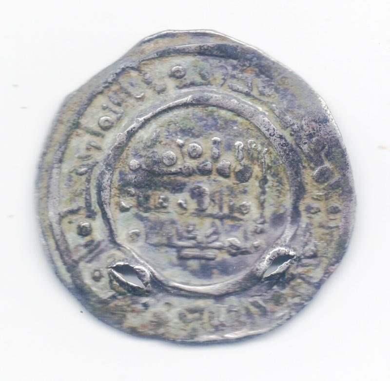 Califato Muhammad al Mahdí, 399H. Escane24