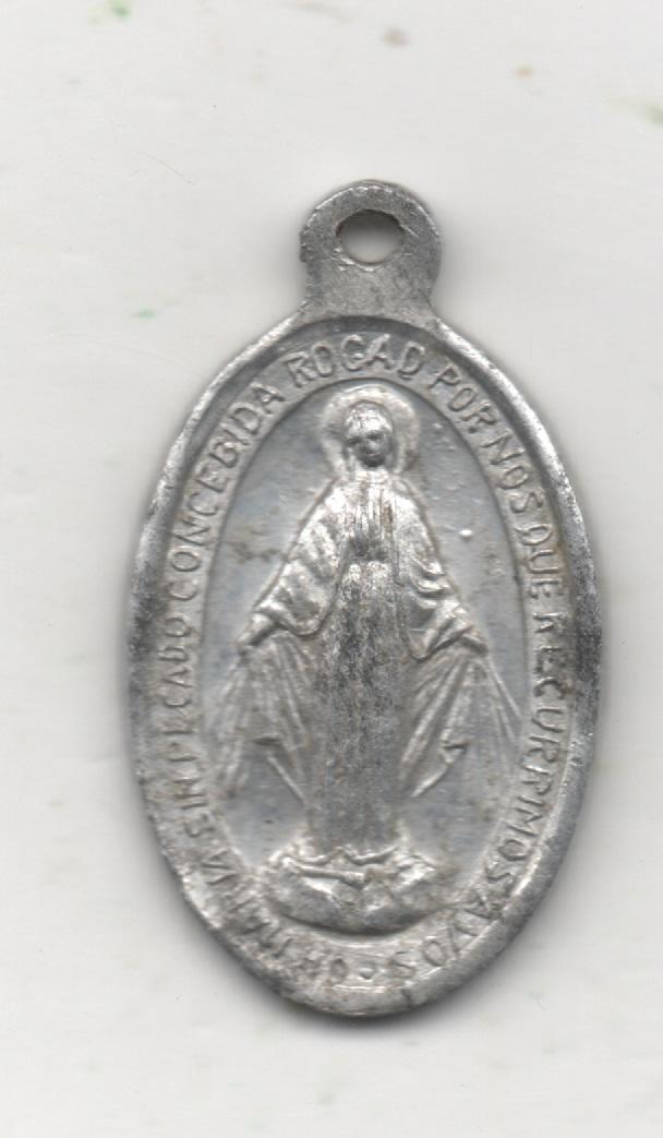 medalla de Sta. Catalina Labouré / V. Milagrosa 228