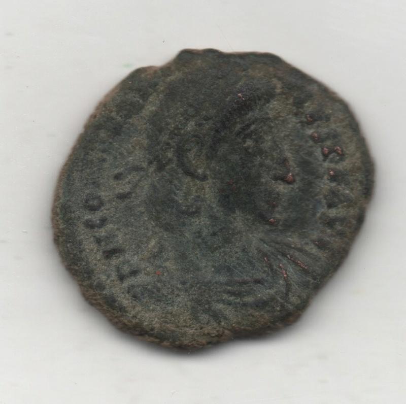 AE3 de Constancio II.  FEL TEMP REPARATIO   231