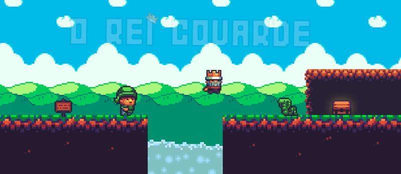 [Projeto] O Rei Covarde  Banner10