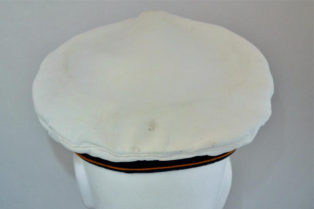 Casquette blanche Luft service d'été / avis Luft_p20