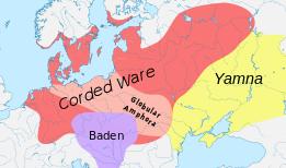 Pôvod Slovanov z pohľadu západných genetikov Map_co10
