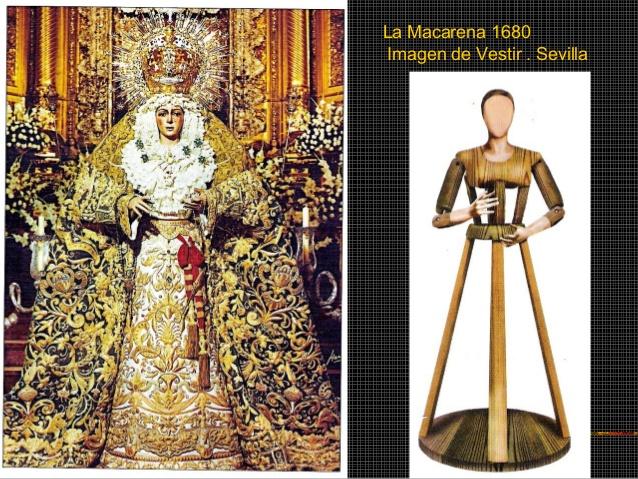 Las procesiones de Semana Santa y su origen en la calle Escult10