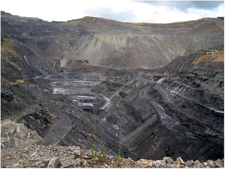13 de abril ruta 42834leon-leon la mina a cielo abierto  20100310