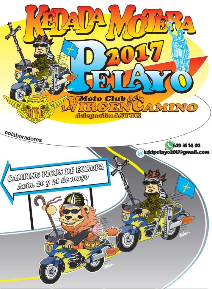 rutas para el Pelayo sabado 20 y domingo 21 de mayo Pelayo10