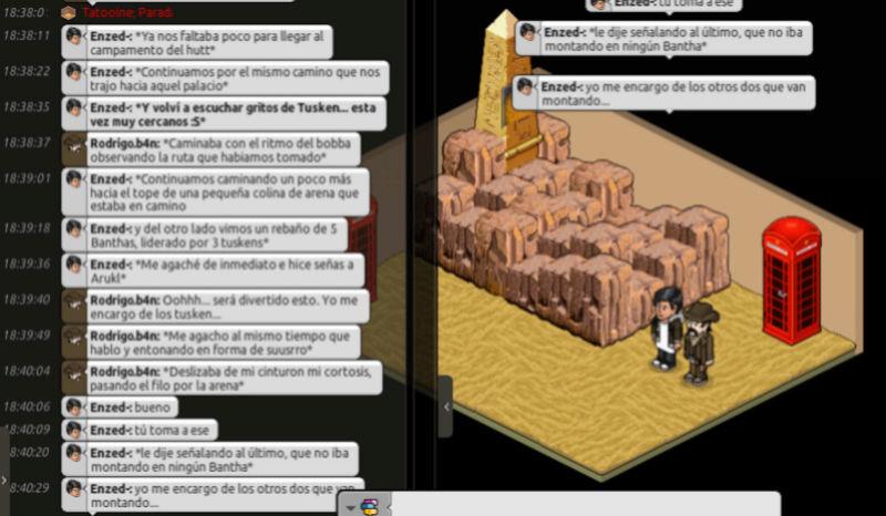 [Misiones en Tatooine]   Escolta con Arukl: Circuito comercial desértico Screen96