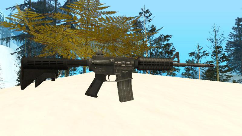 Armas do GTA IV Galler30