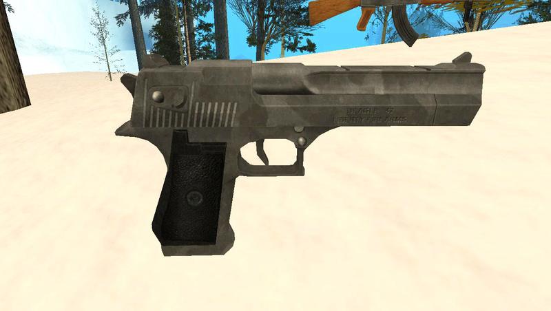 Armas do GTA IV Galler36