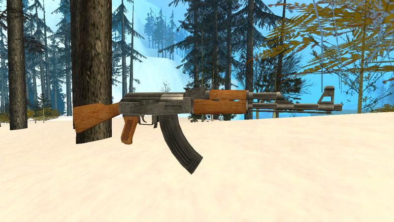 Armas do GTA IV Galler37