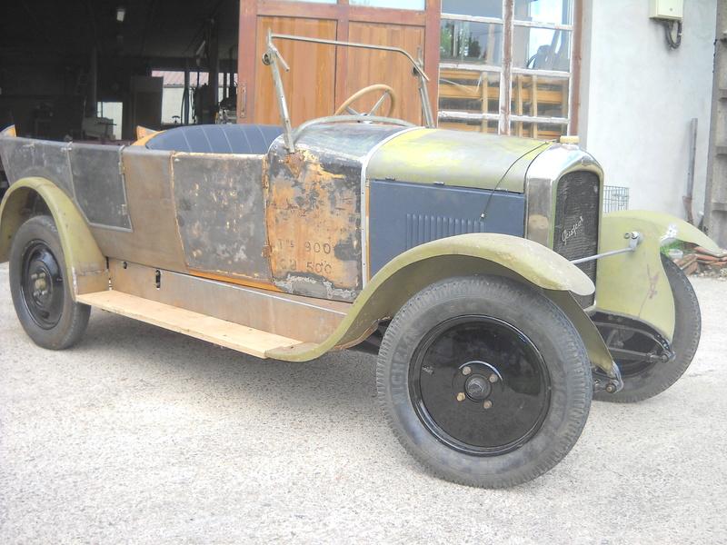 Mes  Peugeot d'avant guerre 07510