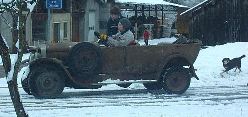 Mes  Peugeot d'avant guerre Arrivy10
