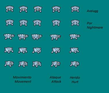 Proyecto Reestructuracion de Sprites Avalug11