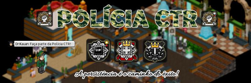 Polícia CTR - Centro Contra o Terrorismo ® Kauan10