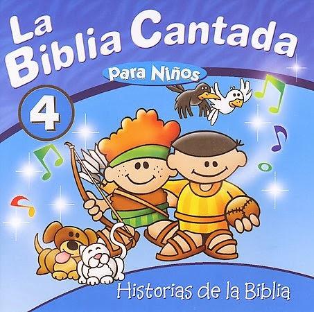 La Biblia Cantada Para Niños - Vol 4 - Pistas Incluidas  La_bib10