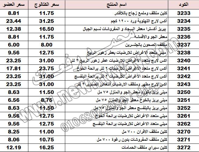 قائمة أسعار منتجات ماي واي في كتالوج مايو 2017 << بسعر الكتالوج ... بسعر العضويه >> 11_o12