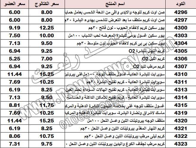 قائمة أسعار منتجات ماي واي في كتالوج مايو 2017 << بسعر الكتالوج ... بسعر العضويه >> 14_o12
