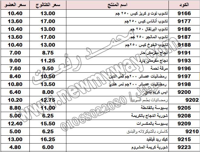 قائمة أسعار منتجات ماي واي في كتالوج مايو 2017 << بسعر الكتالوج ... بسعر العضويه >> 24_o12