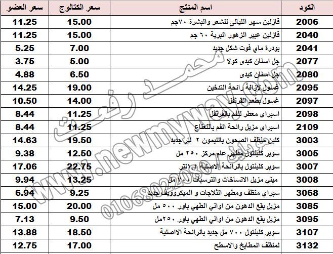 قائمة أسعار منتجات ماي واي في كتالوج مايو 2017 << بسعر الكتالوج ... بسعر العضويه >> 9_o12