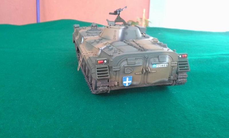 BMP-1 Zvezda 1/35, ΕΣ 18301011