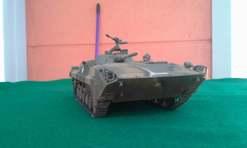 BMP-1 Zvezda 1/35, ΕΣ 18423711