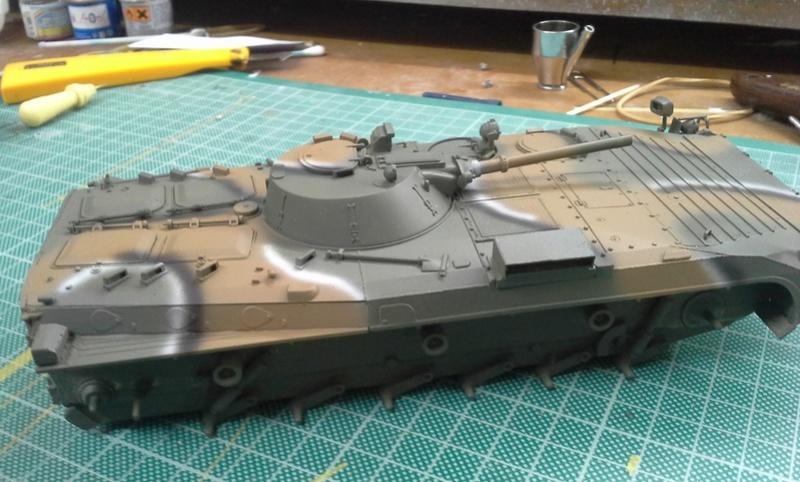 BMP-1 Zvezda 1/35, ΕΣ 20170316