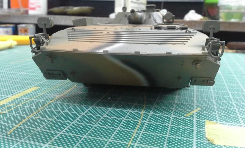 BMP-1 Zvezda 1/35, ΕΣ 20170317