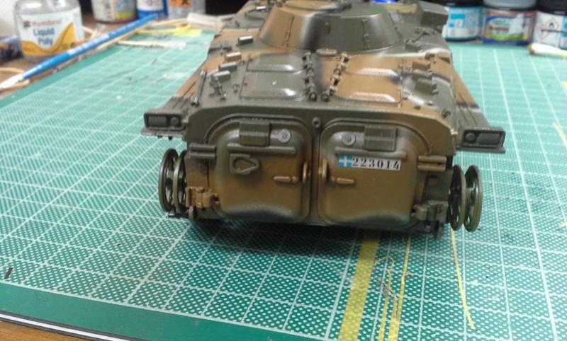 BMP-1 Zvezda 1/35, ΕΣ 20170321