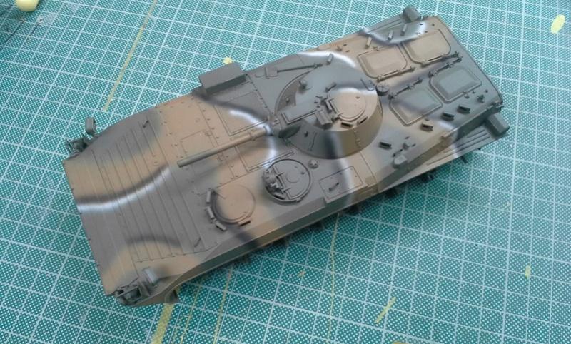 BMP-1 Zvezda 1/35, ΕΣ 20170322