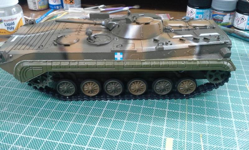 BMP-1 Zvezda 1/35, ΕΣ 20170323