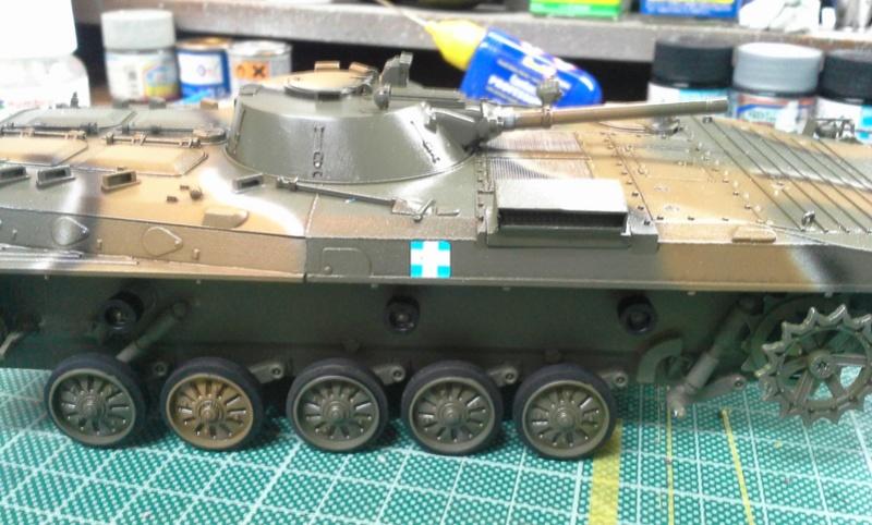 BMP-1 Zvezda 1/35, ΕΣ 20170324