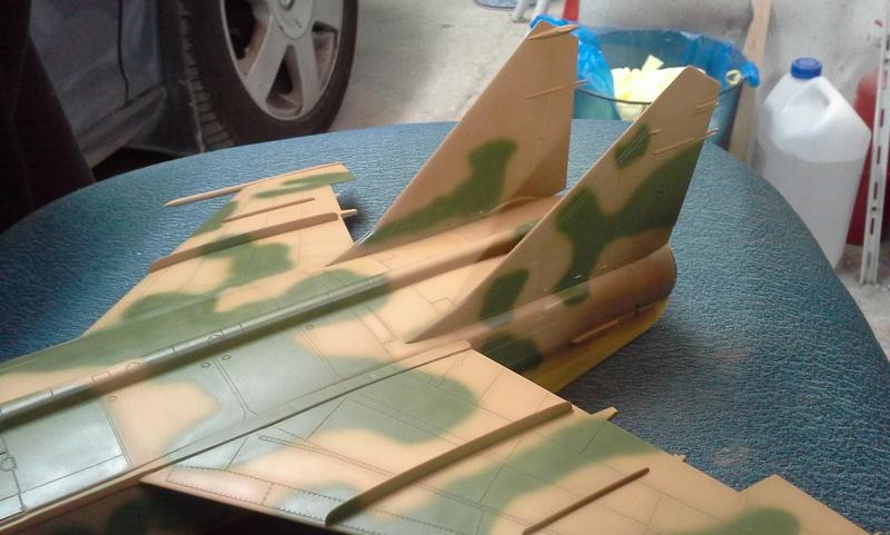 MiG-25RBF, ICM 1/48 20170517