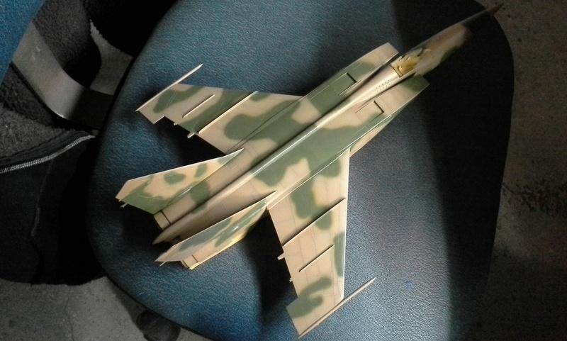 MiG-25RBF, ICM 1/48 20170518