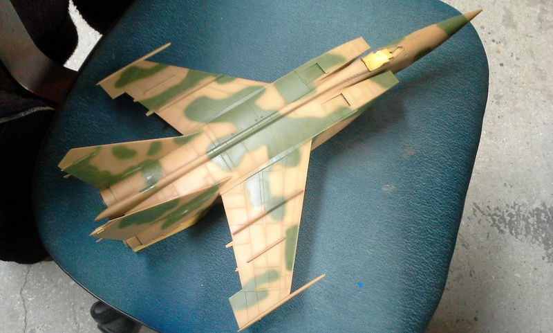 MiG-25RBF, ICM 1/48 20170520