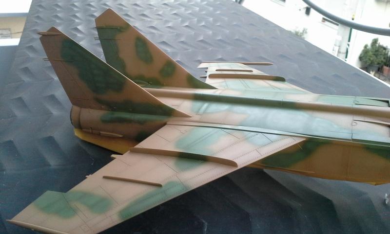 MiG-25RBF, ICM 1/48 20170522