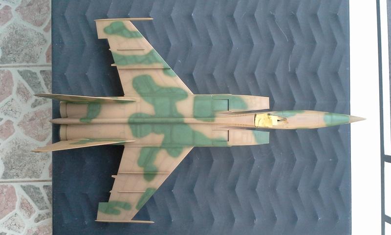 MiG-25RBF, ICM 1/48 20170524