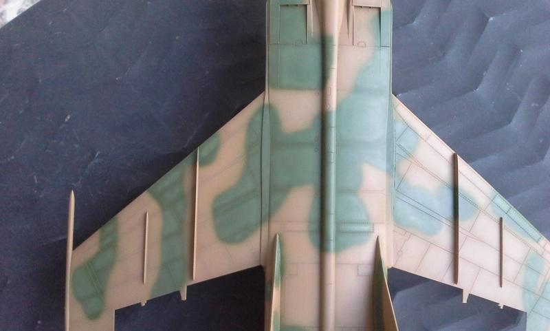 MiG-25RBF, ICM 1/48 20170525